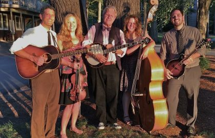 NEW ENGLAND BLUEGRASS