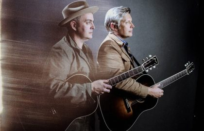THE GIBSON BROTHERS COUNTRY ELECTRIC SHOW
